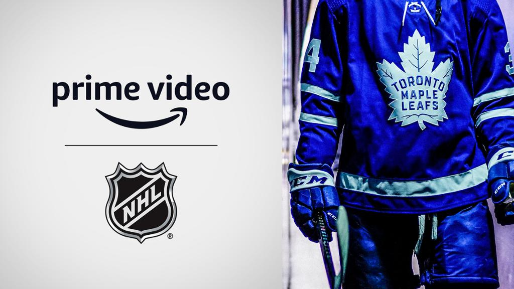Leafs Prime Video