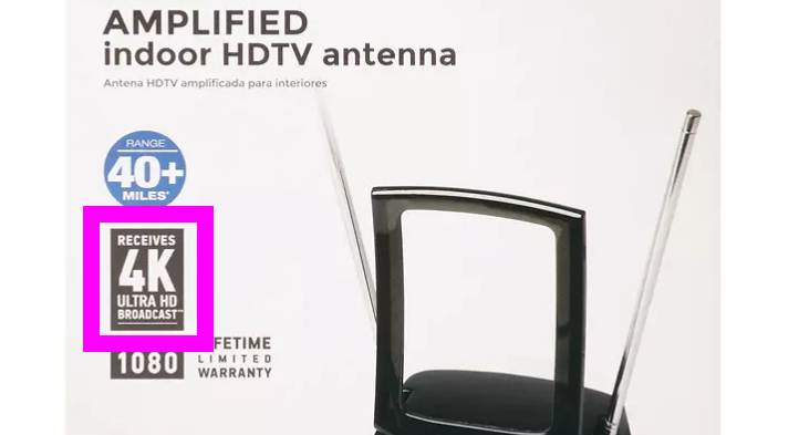 4K Antenna