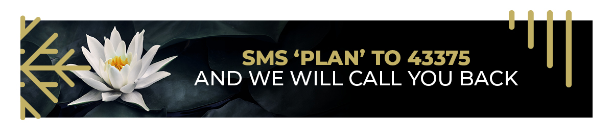SMS Plan to 43375