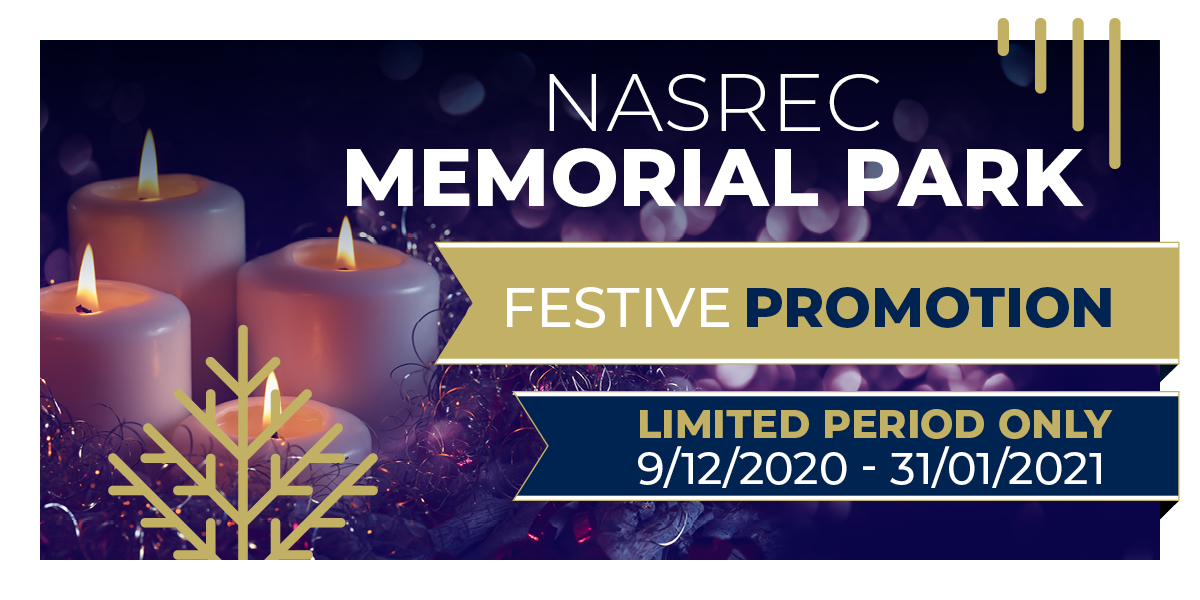 Nasrec Memorial Park Header
