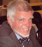 Photo of Thomas Gilhool  (photo source:  University of California, Berkeley)