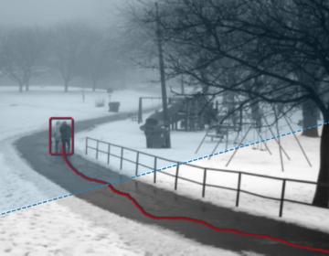 Winter intuVision VA tracking.