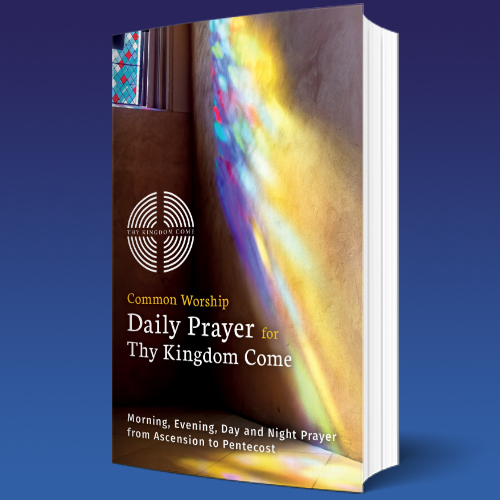 Daily Prayer for Thy Kingdom Come booklet.