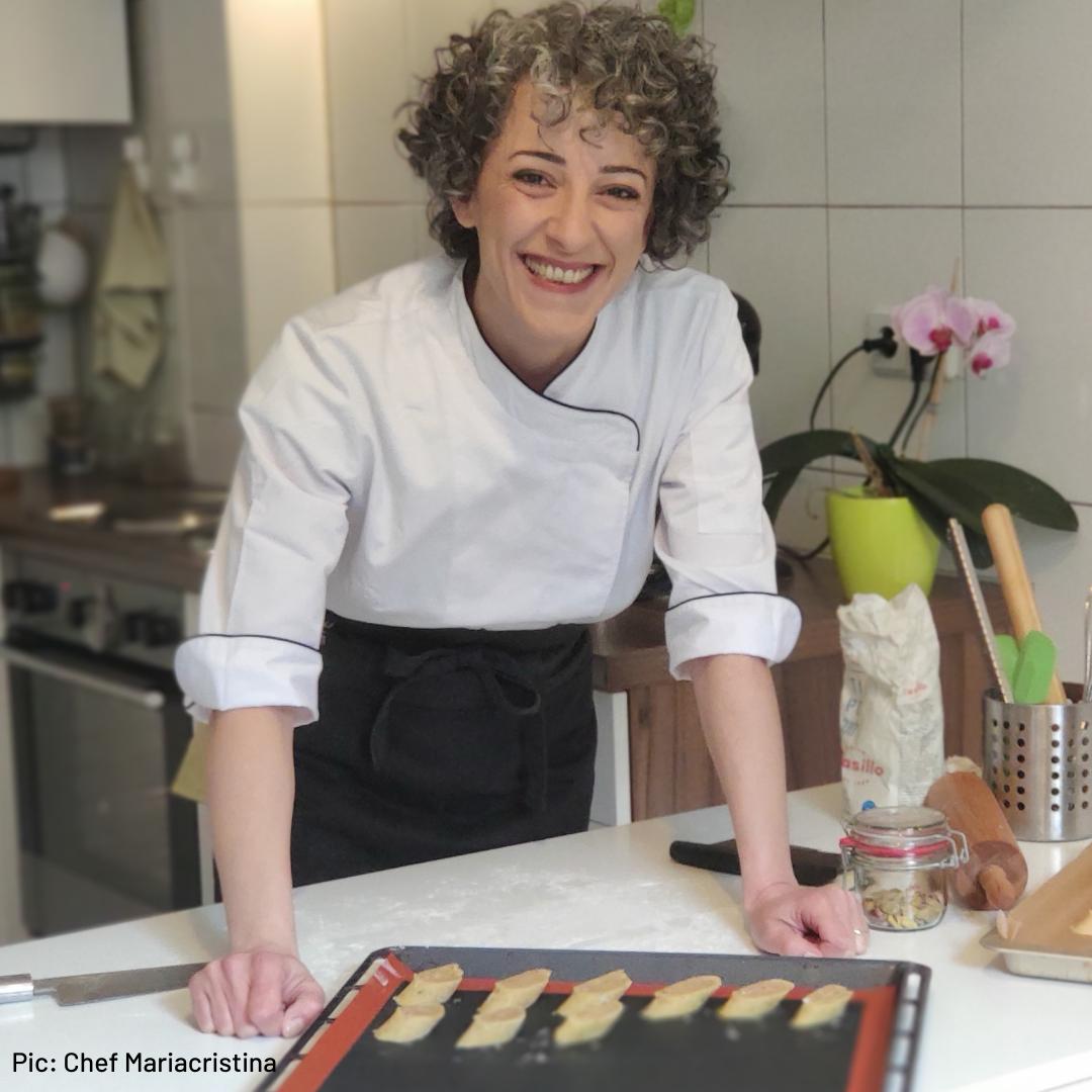 Chef Mariacristina HomeMealDeal