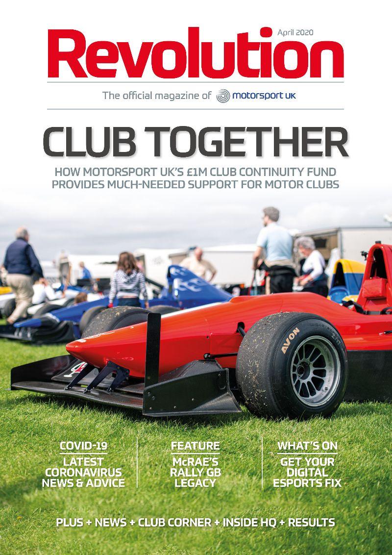 Revolution Cover April 2020
