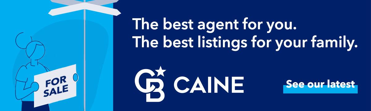 CB Caine