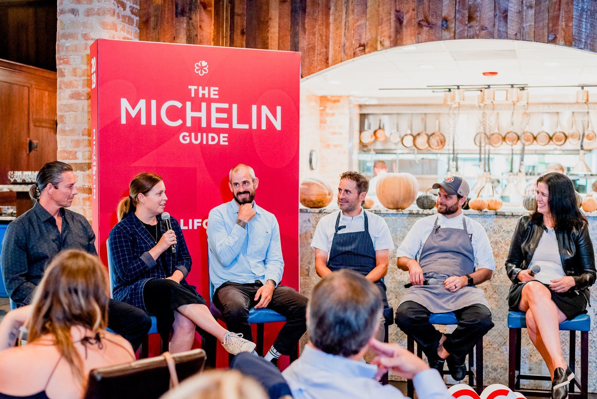 Michelin EduHour at Husk during euphoria 2019