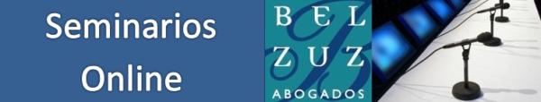 Seminarios online - Belzuz Abogados
