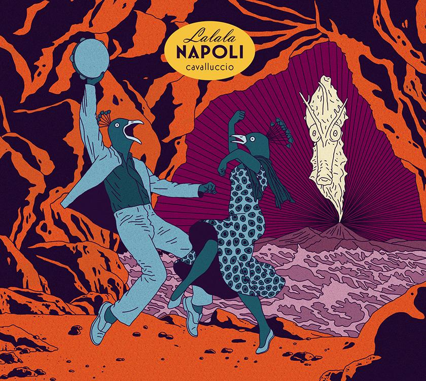 "Lalala Napoli présente ""Cavalluccio"" au Studio de l'Ermitage (17/03/2021)"