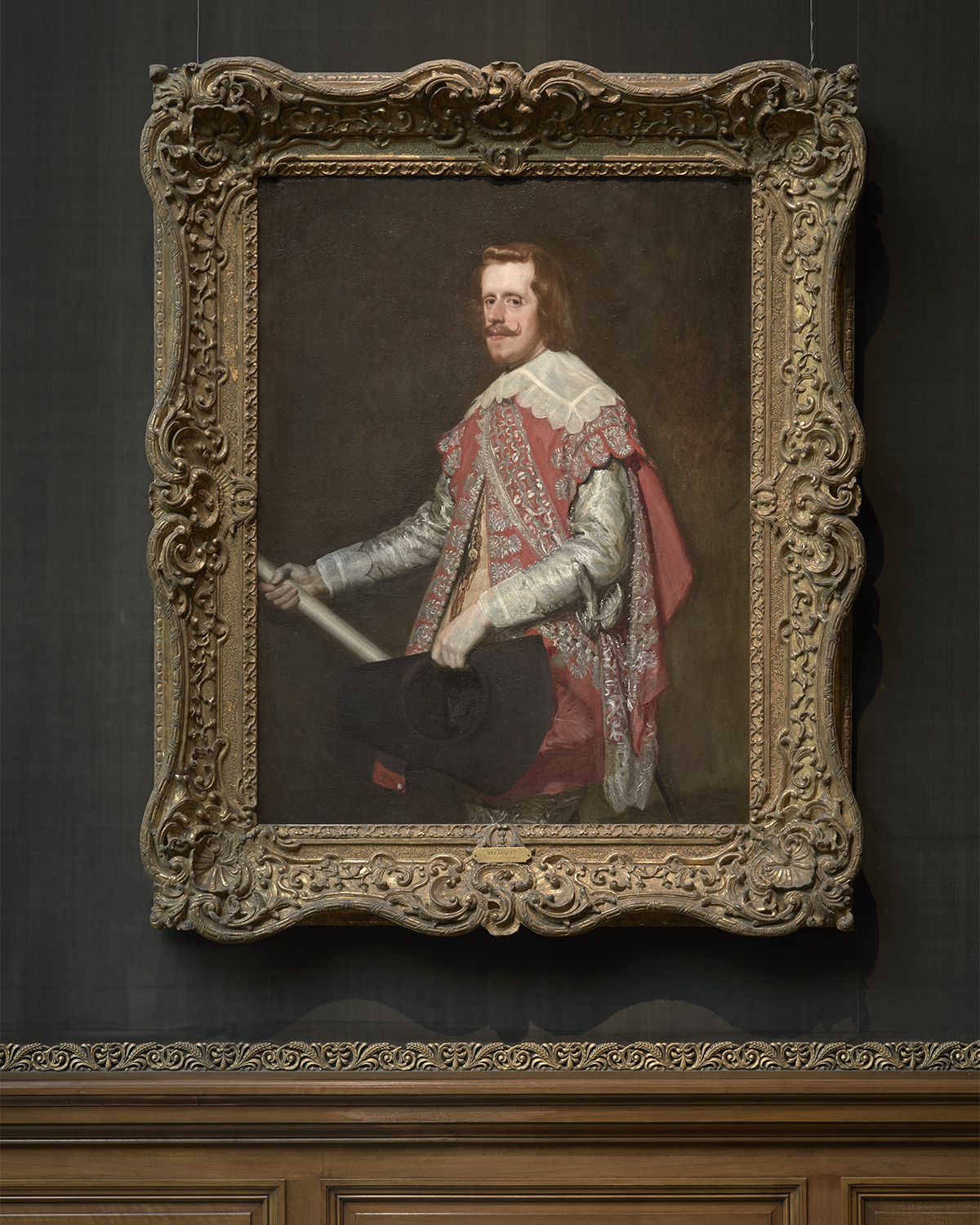 King Philip IV of Spain by Diego Velázquez