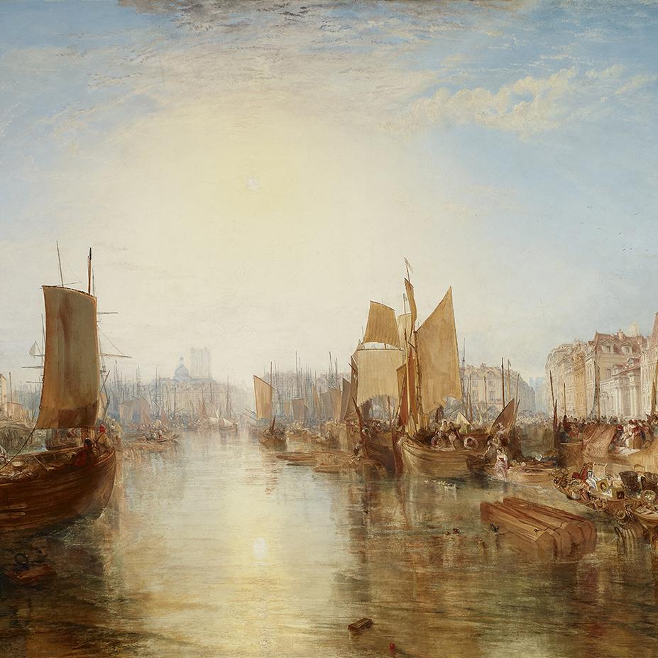 Harbor of Dieppe: Changement de Domicile