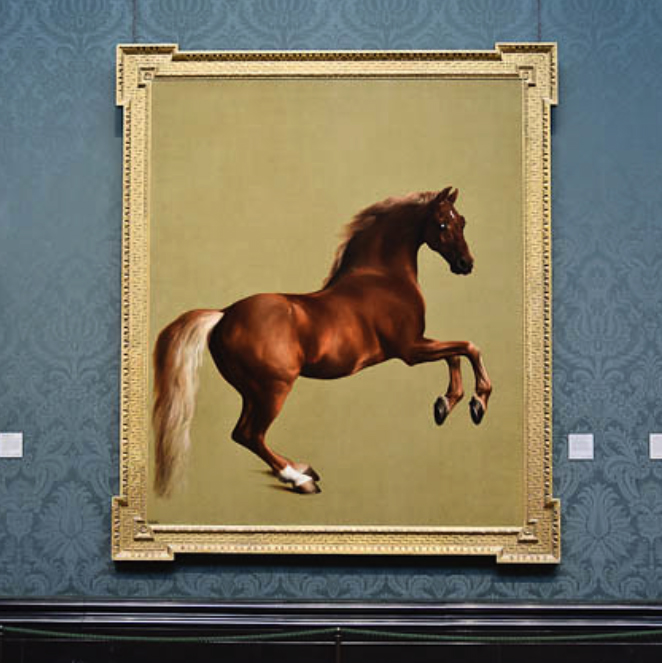 George Stubbs, Whistlejacket