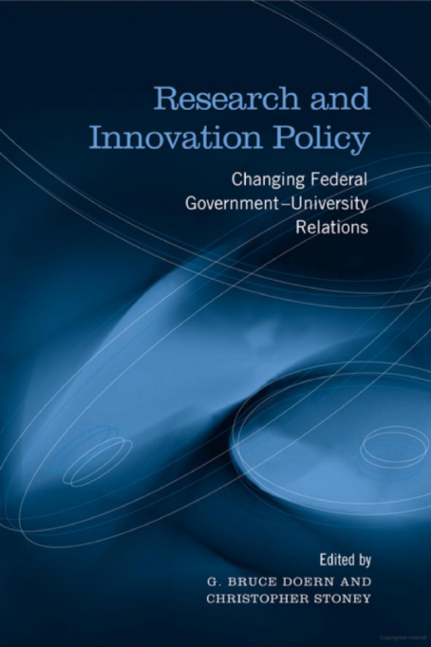 Universities and Research and Innovation: Changing Federal Government University Relations
