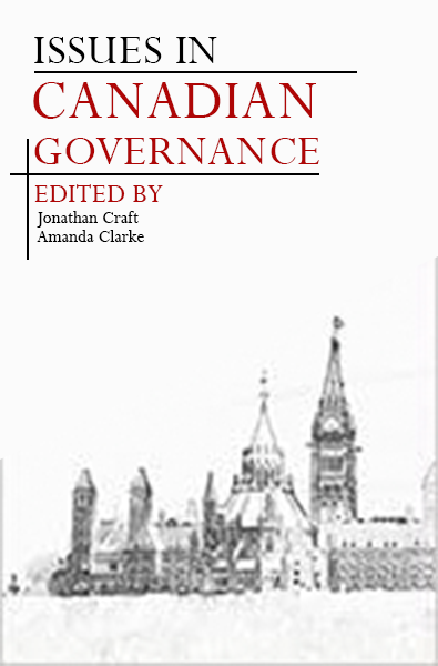 ISSUES IN CANADIAN GOVERNANCE