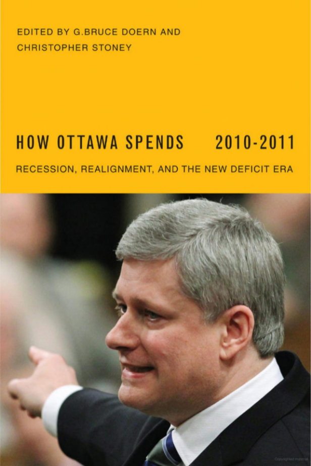 How Ottawa Spends 2010-2011, 'Reform and Realignment in a time of Crisis'