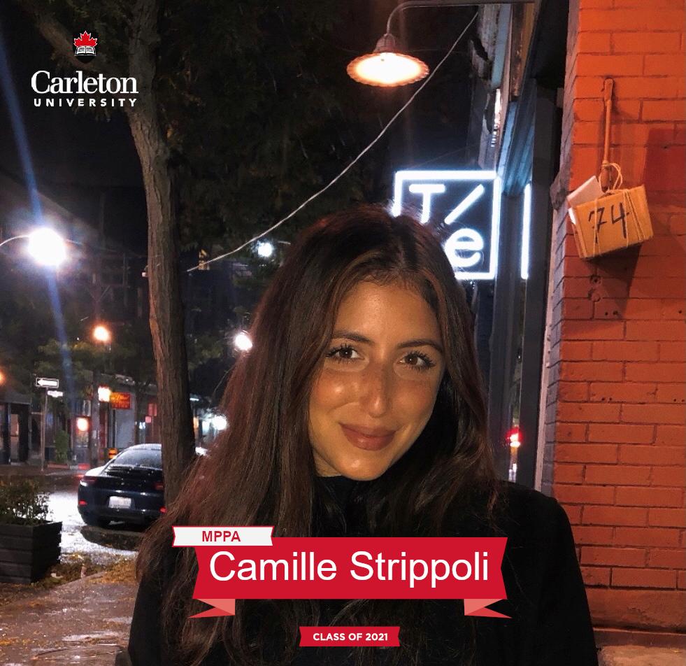 Camille Strippoli. MPPA