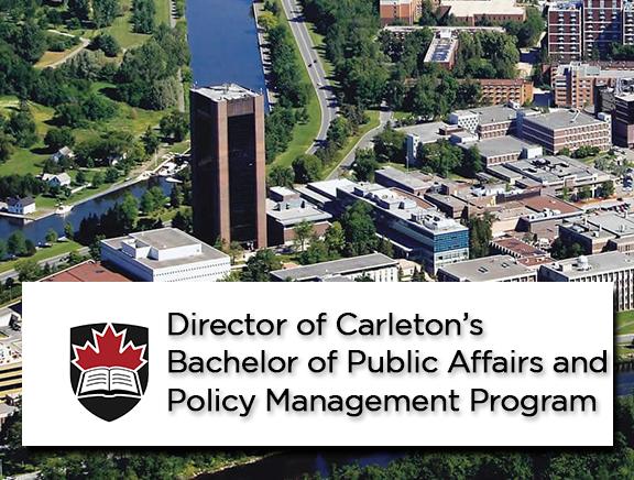 Director of Calrletion's BPAM Program