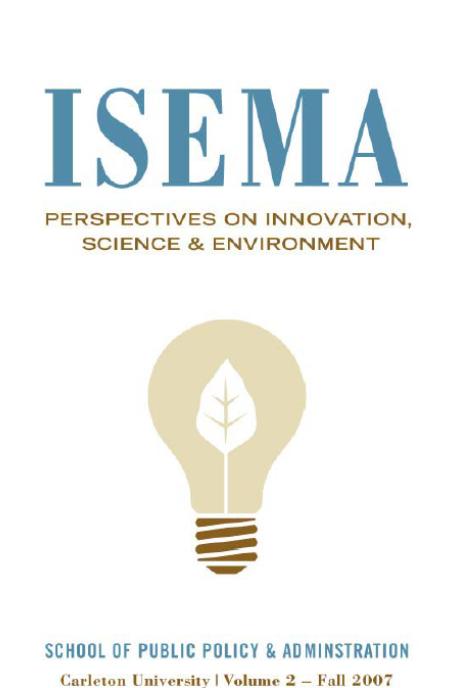ISEMA Volume 2