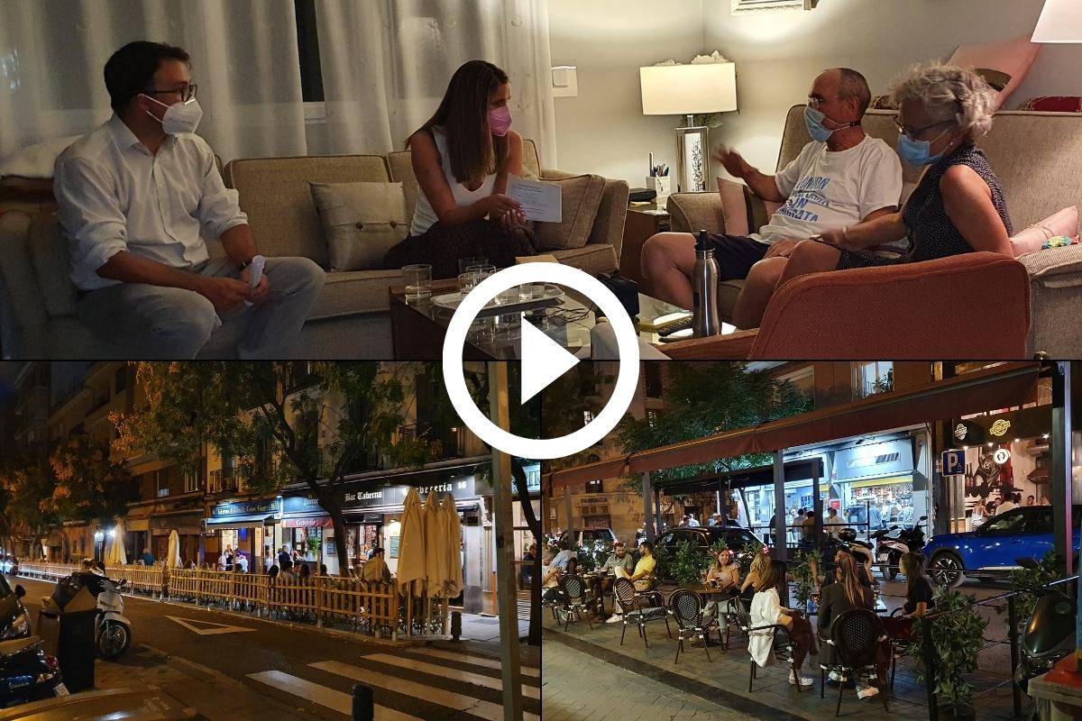 Una noche en Ponzano