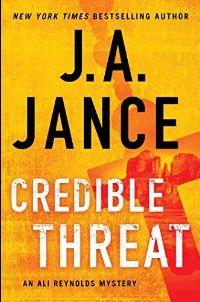 J.A. Jance Credible Threat An Ali Reynolds Mystery