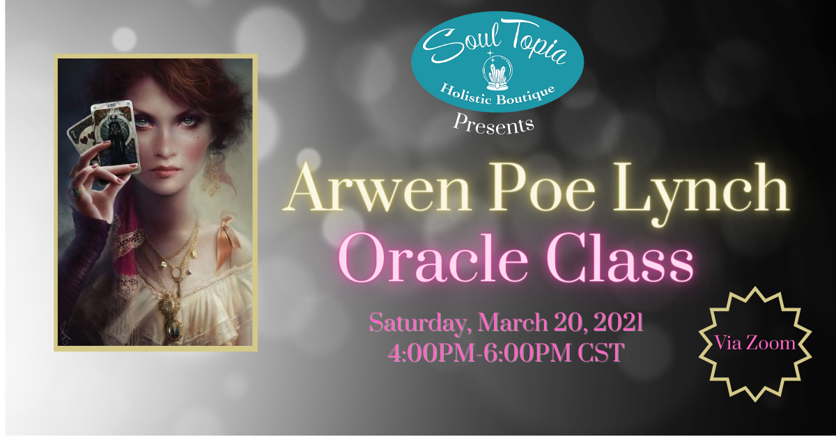 Arwen's Class On Oracles