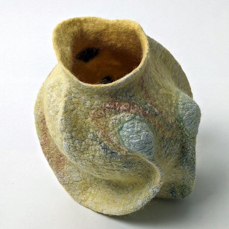 Duck Nouveau Vase