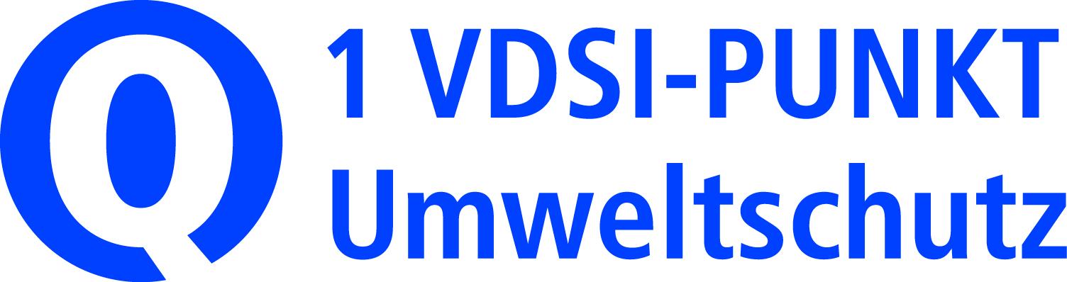 1 VDSI-PUNKT Umweltschutz