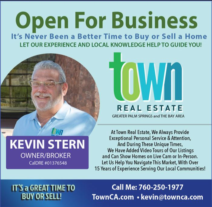 town real estate logo and information