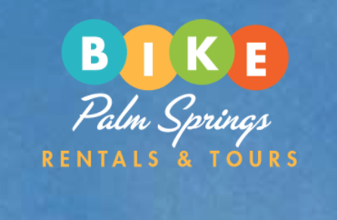 bike Palm Springs rental and tours logo