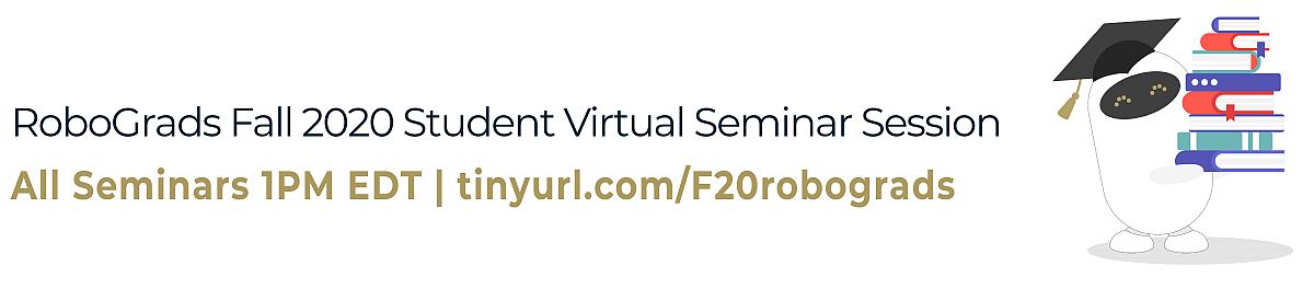 Robograds Virtual Seminar Logo
