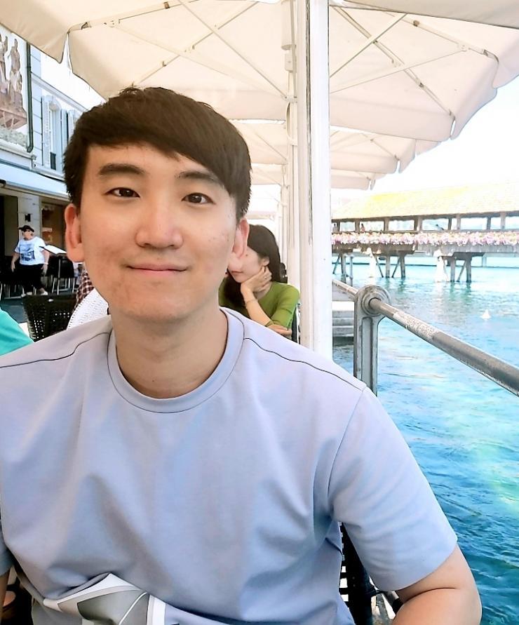 Sehoon Ha, an assistant professor in Georgia Tech's School of Interactive Computing