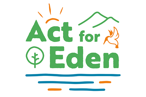 Act for Eden logo
