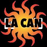 LA CAN Logo