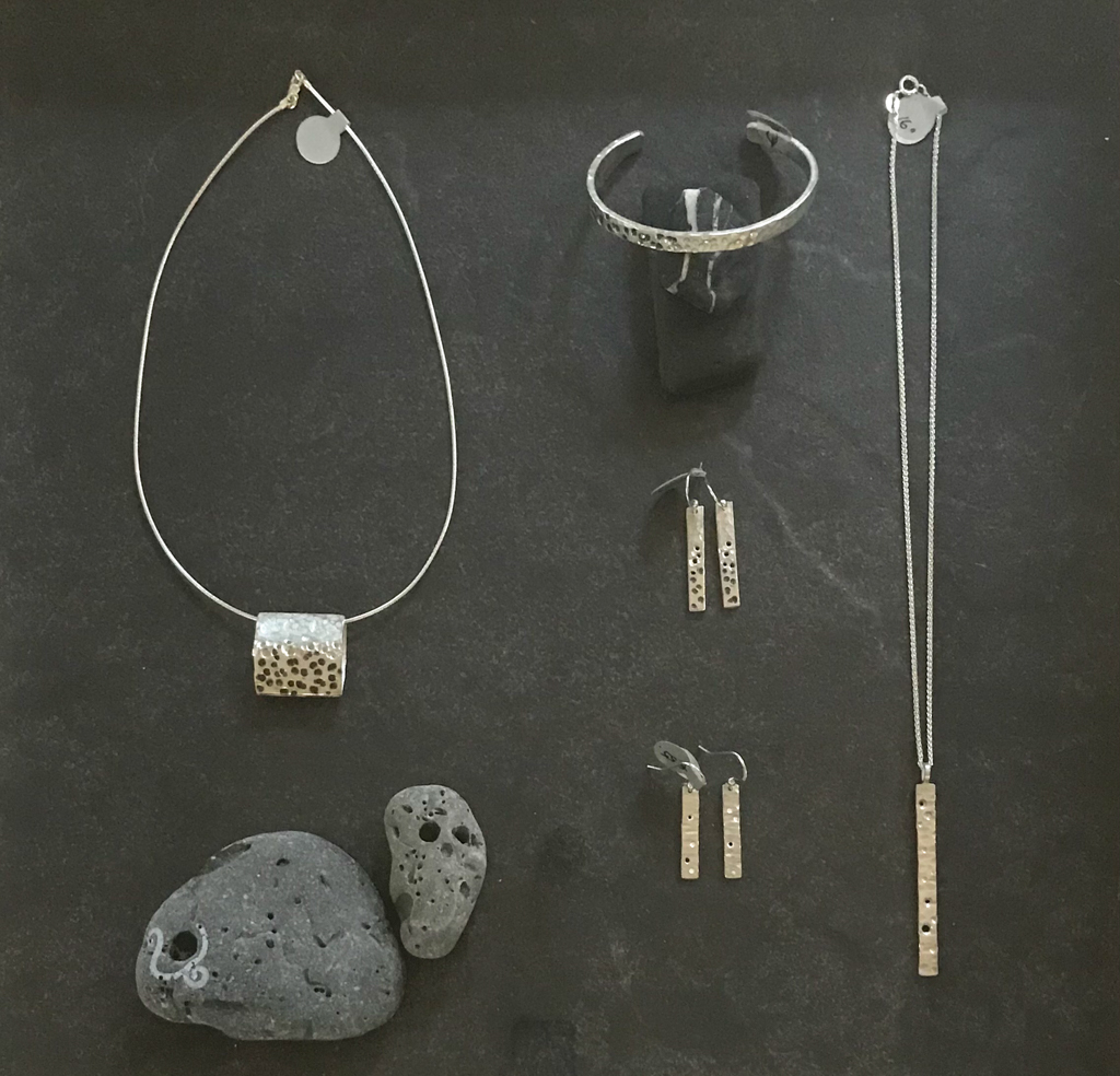 jewellery designed and made by Claire