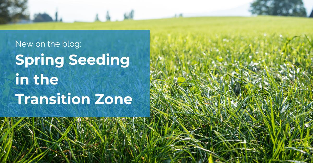 Spring Seeding in the Mid-Atlantic blog post