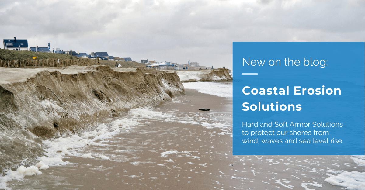 Coastal Erosion Blog is Live