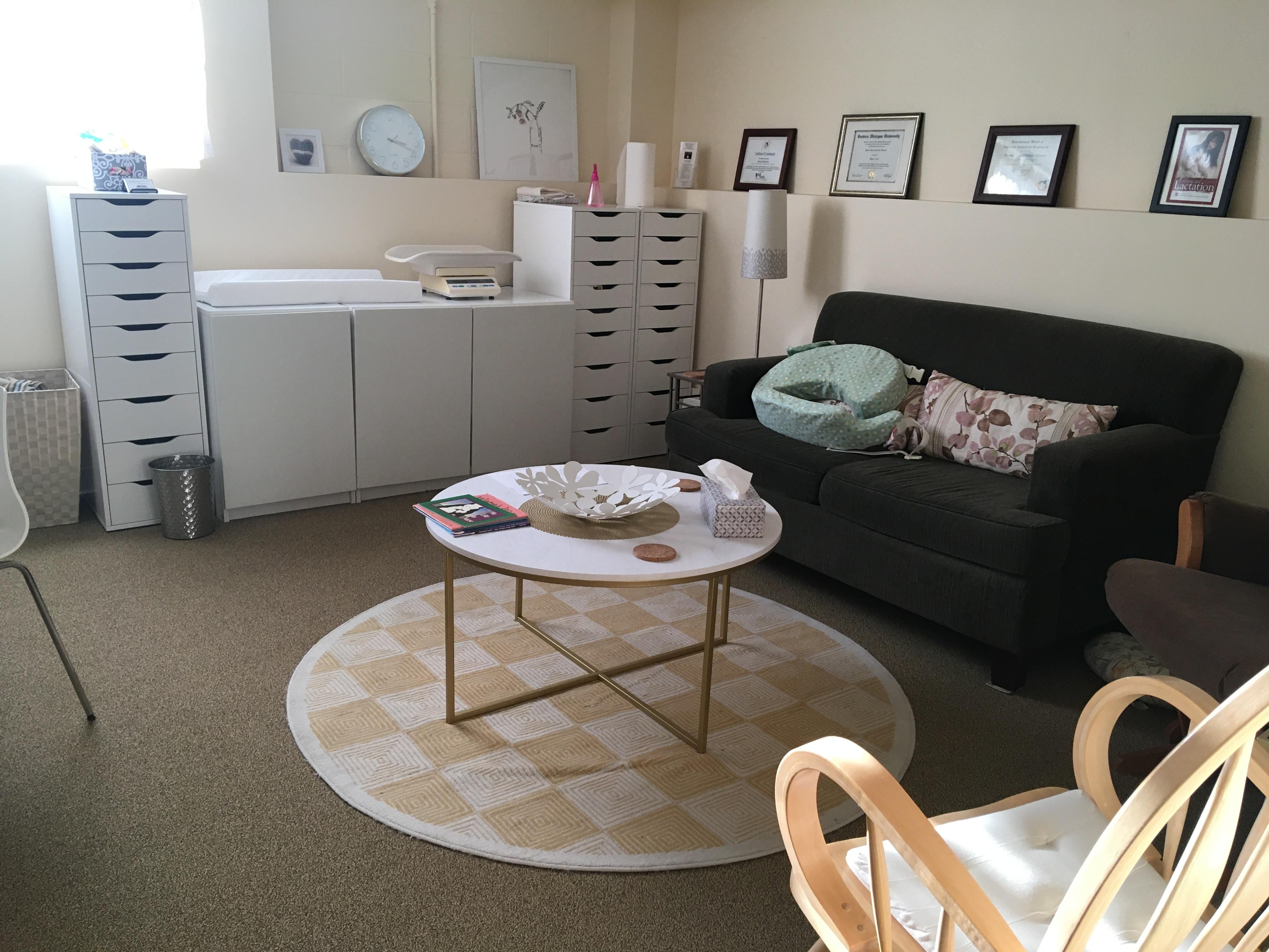 The Breastfeeding Center of Ann Arobr