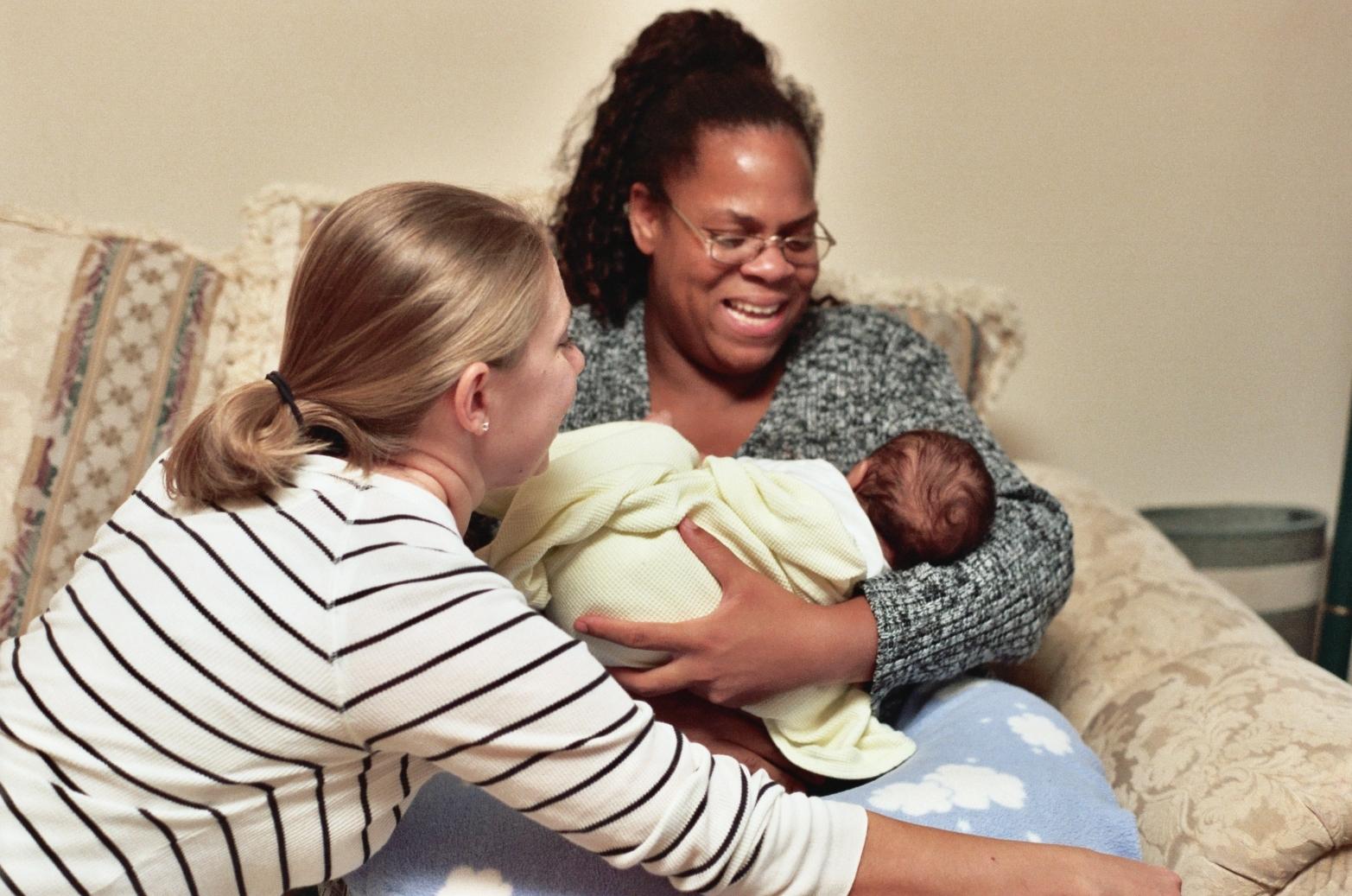 dona postpartum doula training