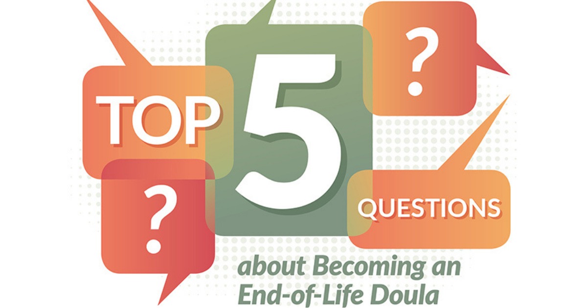 top 5 questions EOLD
