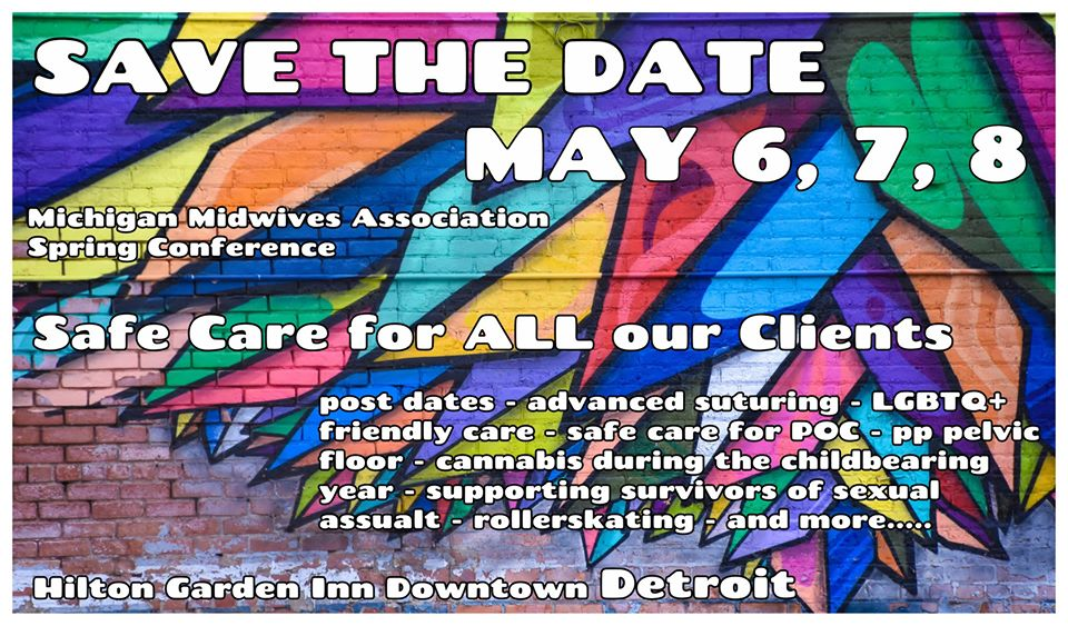 Michigan Midwives Association Conference