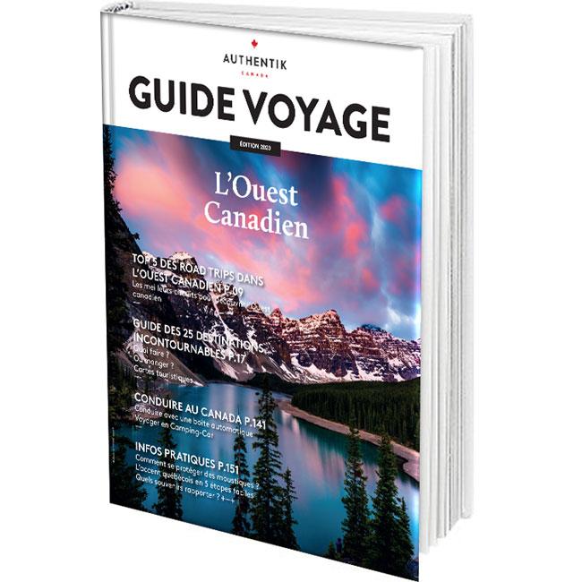 Guide Voyage de l'Ouest Canadien à télécharger