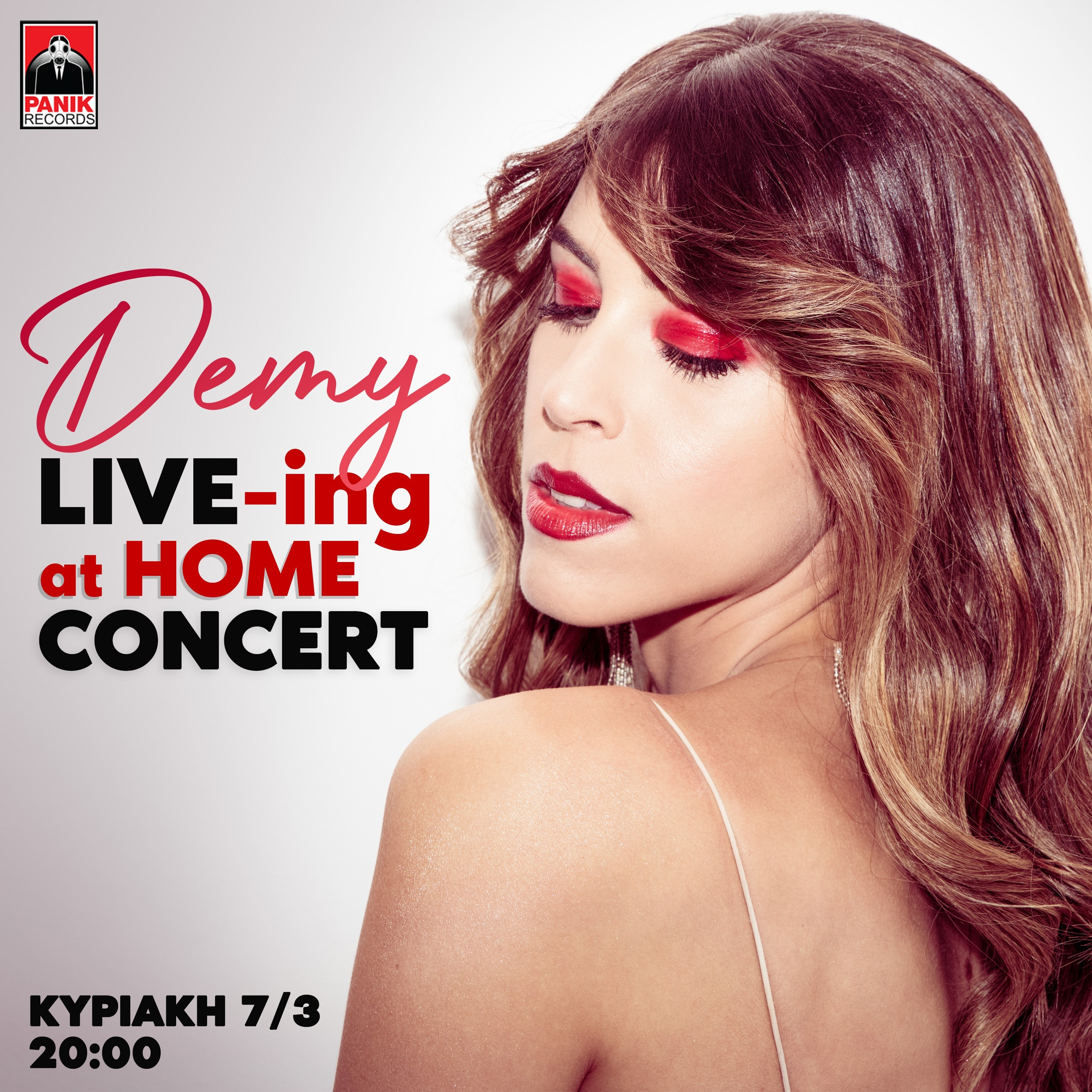 Demy - LIVE-ing at Home