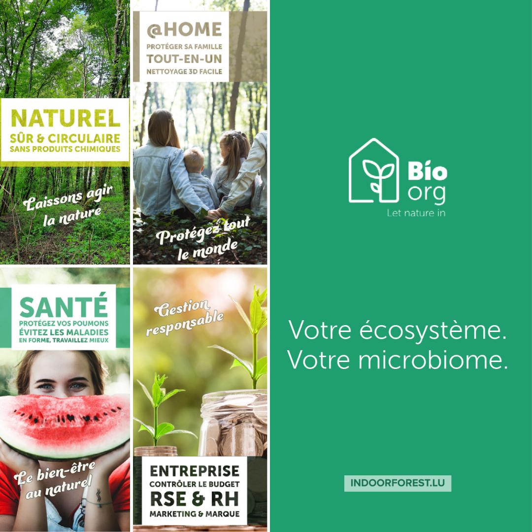 Agissez pour les personnes et la planète avec BioOrg
