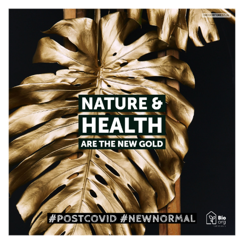 Nature and health are the new gold : our new normal priorities