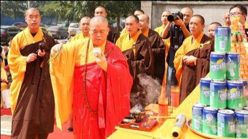 shaolin temple monk