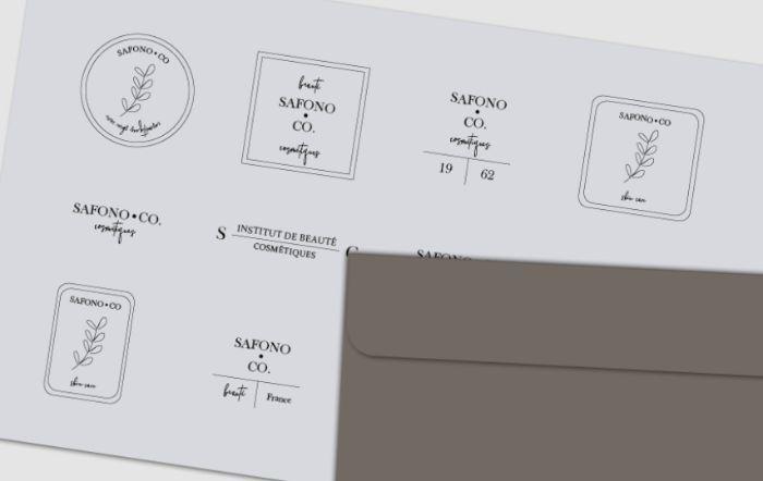Planche de logos - Pack Express Display None