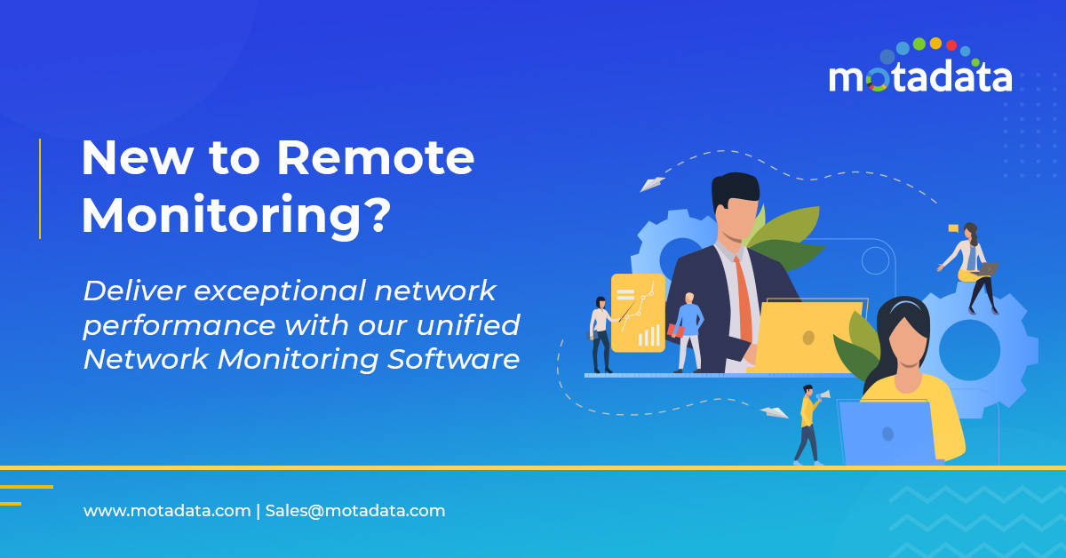 Gunakan Motadata Remote Monitoring - Free 60 Hari