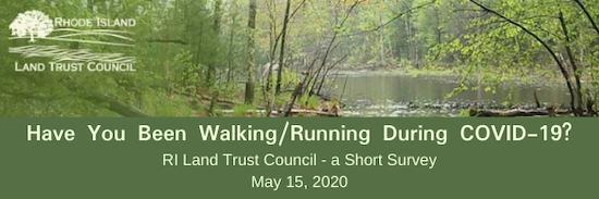 RI Land Trust Walking Survey