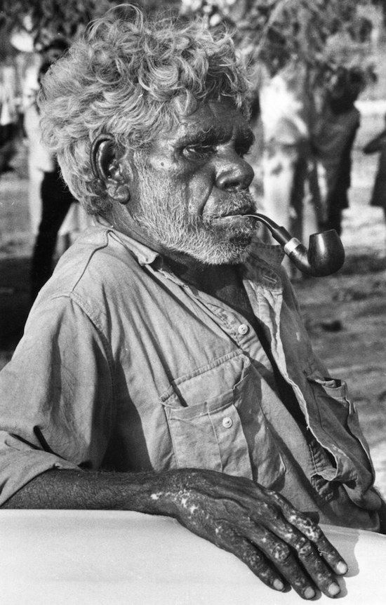 Paddy, Aboriginal stockman