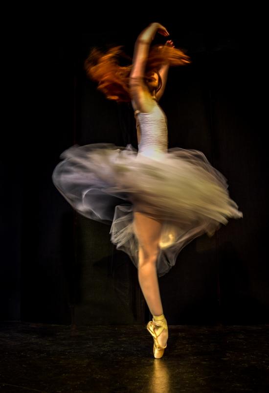 Danseuse: Pirouette
